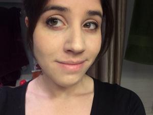 Brooke's face