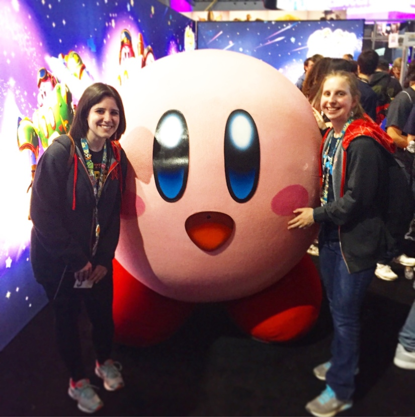 Kirby PAX East 2016