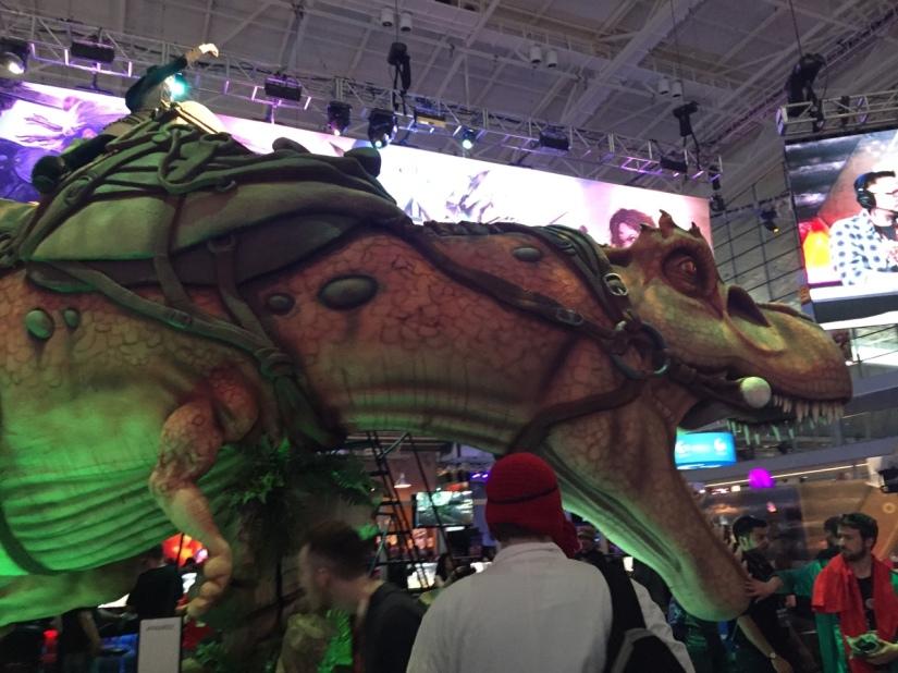 T-Rex PAX East 2016